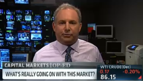 Gary Kaminsky on What is Really Going on With the Markets.