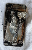 Apple iPhone 6S Caught Fire Today In Mountain View California