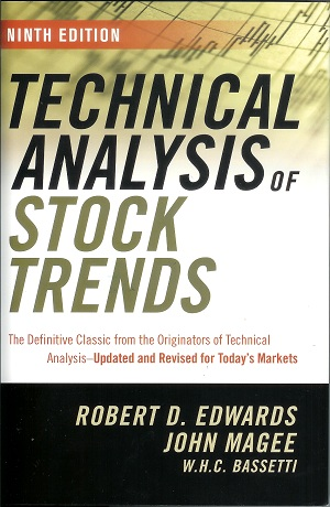 Book:  Technical Analysis of Stock Trends - The TA Bible