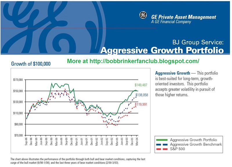 BJ Group Portfolio Performance